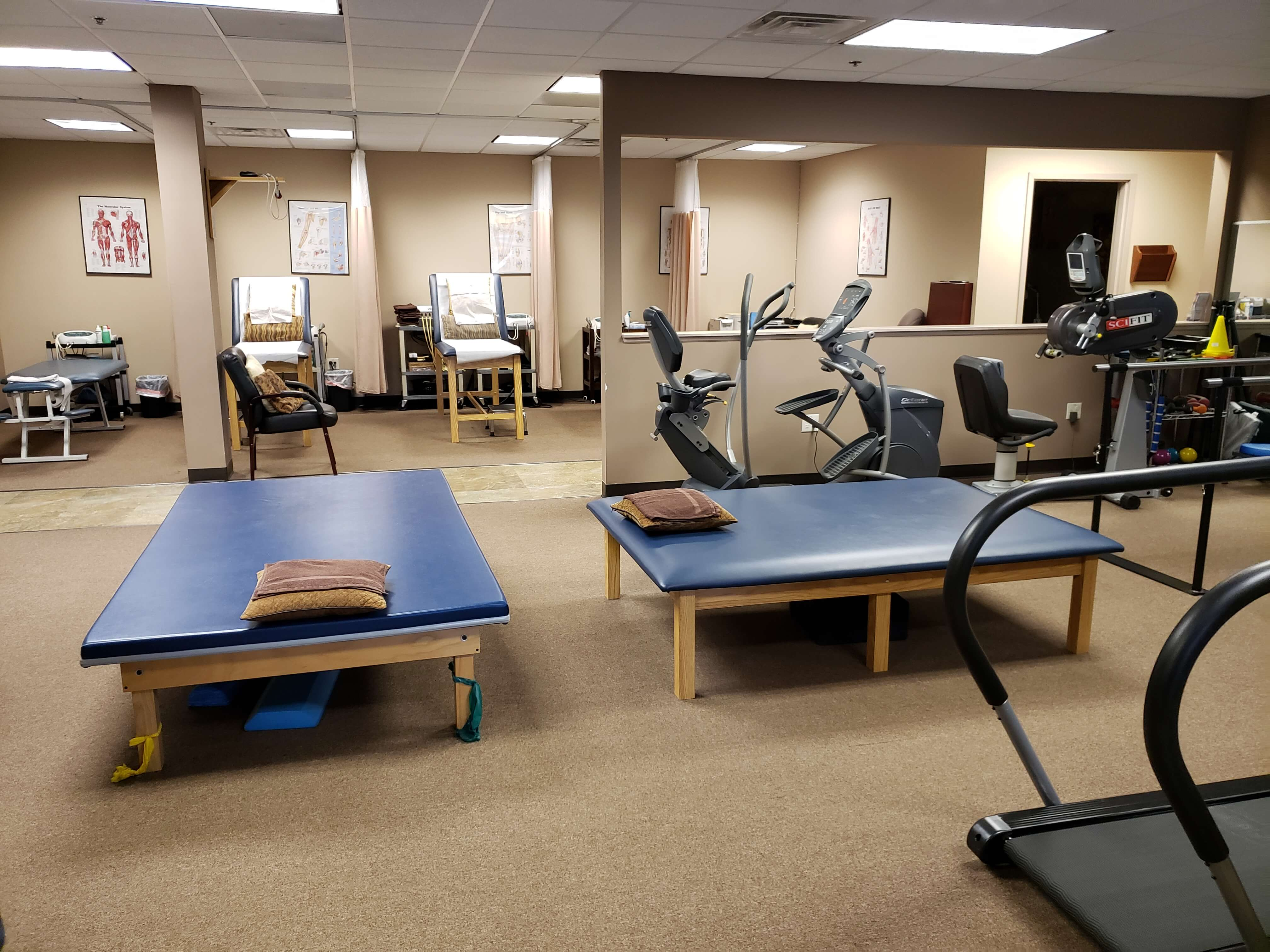 physical therapy clinic freehold