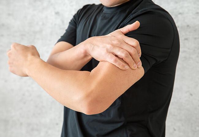 arthritic pains